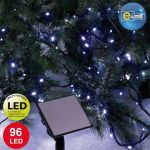 Codico Guirlande solaire 96 LED