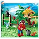 Playmobil 4203 - L'enfant et les oiseaux