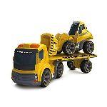 Silverlit Coffret camion radiocommandé avec bulldozer et manette contrôleur