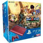 Sony PS3 Ultra Slim 12 Go + Invizimals : Le Royaume Perdu