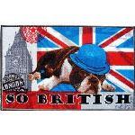 Tapis de cuisine So British (45 x 75 cm)