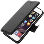 Avizar BC6IP647N - Étui portefeuille pour iPhone 6