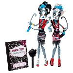 Mattel Monster High Meowlody et Purrsephone