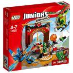 Lego 10725 - Ninjago : Le temple perdu