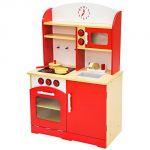 TecTake Cuisine en bois pour enfants