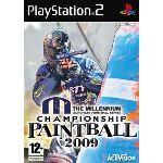 Millennium Championship Paintball 2009 sur PS2