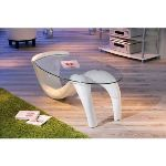 Table basse ovale Bella