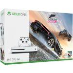 Microsoft Pack Xbox One S 500 Go blanche + Forza Horizon 3 (à télécharger)