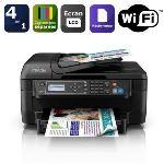 Epson WorkForce WF-2650DWF - Imprimante multifonction jet d'encre (fax,Wifi)