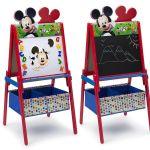 Delta Children Tableau chevalet en bois Mickey Mouse