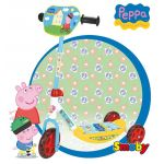 Smoby 450163 - Trottinette 3 roues Peppa Pig