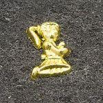 10 figurines en plastique Communion fille