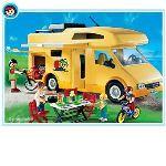 Playmobil 3647 - Camping car de la famille