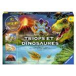 Ravensburger Maxi science X : Triops et dinosaures