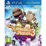 LittleBigPlanet 3 sur PS4