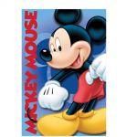Plaid polaire Mickey Mouse pour enfants (100 x 150 cm)