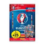 Panini Album + 5 pochettes de stickers Euro 2016