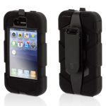 Griffin GB01902 - Coque en polycarbonate pour iPhone 4