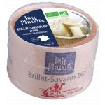 Lait plaisirs Fromage Brillat-Savarin bio affiné 200g
