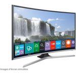 Samsung UE40J6300 - Téléviseur LED incurvé 101 cm