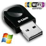 D-link DWA-131 - Clé WiFi nano Wireless N 300 Mbps