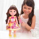 Taldec Ma première poupée Belle Disney Princesse (38 cm)