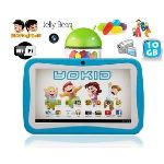 """Yonis Yokid 12 Go - Tablette tactile enfant 7"""" sous Android 4.1 (4 Go interne + Micro SD 8 Go)"""
