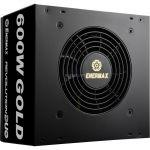 Enermax Revolution Duo (ERD600AWL) - Bloc d'alimentation PC 600W certifié 80 Plus Gold