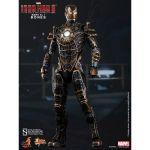 Hot Toys Figurine 1/6 Iron Man 3 Mark XLI Bones 30 cm