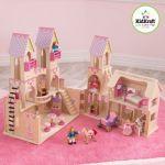 KidKraft 65259 - Maison de poupées Château de princesse