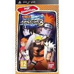 Naruto Shippuden: Ultimate Ninja Heroes 3 sur PSP