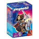 Playmobil 4807 - Chevalier des Loups avec épée