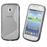 Ownstyle RT-90 - Étui S-line en silicone pour Samsung S7390 Galaxy Trend Lite