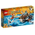 Lego 70220 - Legends of Chima : La moto sabre