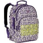Lässig Backpack Grid - Sac à dos à langer