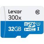 Lexar LSDMI32GBBEU300 - Carte micro SDSDHC 32 Go 300x