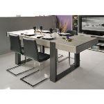 Parisot Table à manger moderne Loft en chêne