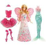 Mattel Barbie féerie 3 en 1