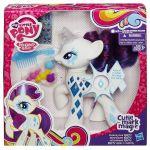 Hasbro My Little Pony Rarity licorne magique 19 cm