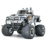Tamiya Voiture radiocommandée Midnight Monster Truck 1/12