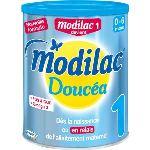 Modilac Doucéa 1er âge 900g - de 0 à 6 mois