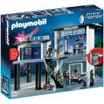 Playmobil 5182 - Commissariat de police avec système d'alarme