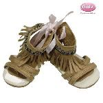 Gotz Sandales effilées pour poupée (42-50 cm)