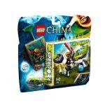 Lego 70103 - Legends of Chima : Le chamboule-tout