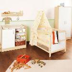 Pinolino 100095G - Chambre complète bébé Florian