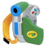 Crayola Caméscope pour enfant à carte mémoire
