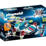 Playmobil 9002 Super 4 - FulguriX avec Gene