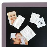 Baby Art Magnet Keepsake - Kit d'empreinte