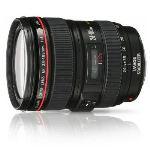 Canon 0344B006AA - Objectif à zoom EF 24-105mm f/4L IS USM