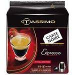 Tassimo 16 dosettes T-Discs Carte Noire Expresso